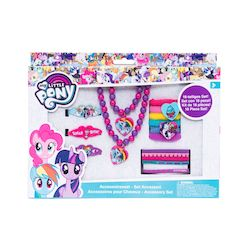 MY LITTLE PONY 18 PIECE ACCESSORY BOX SET