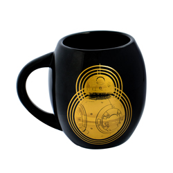VEHICLES GOLD DELUXE TASSE