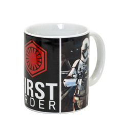 FIRST ORDER EPISODE VIII CERAMIC MUG