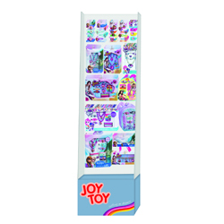JOY TOY BODENDISPLAY